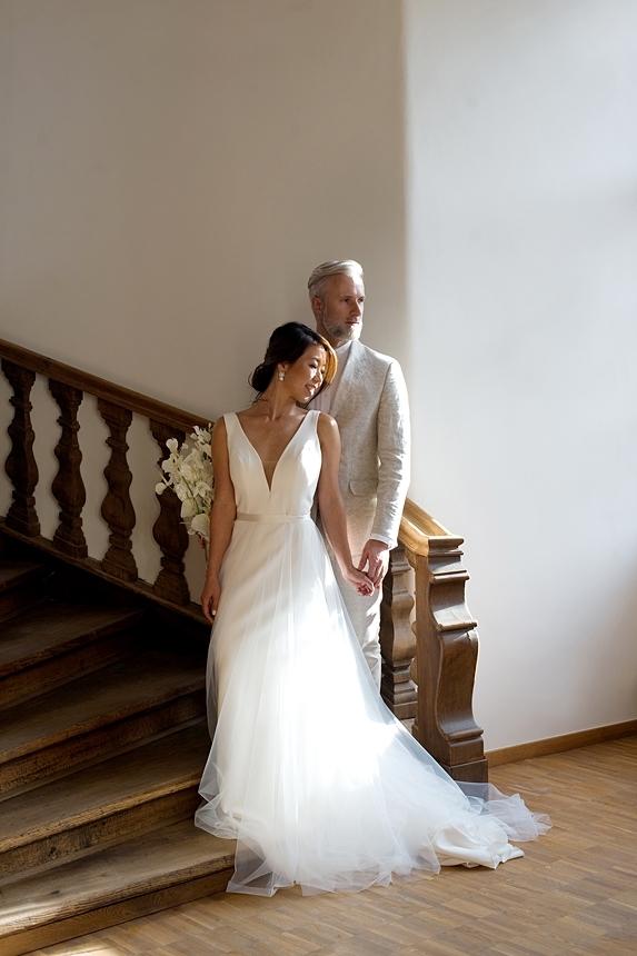 minimal love white wedding inspiration 0118