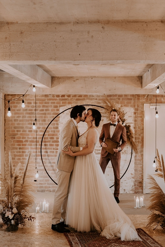industrial boho wedding 0052