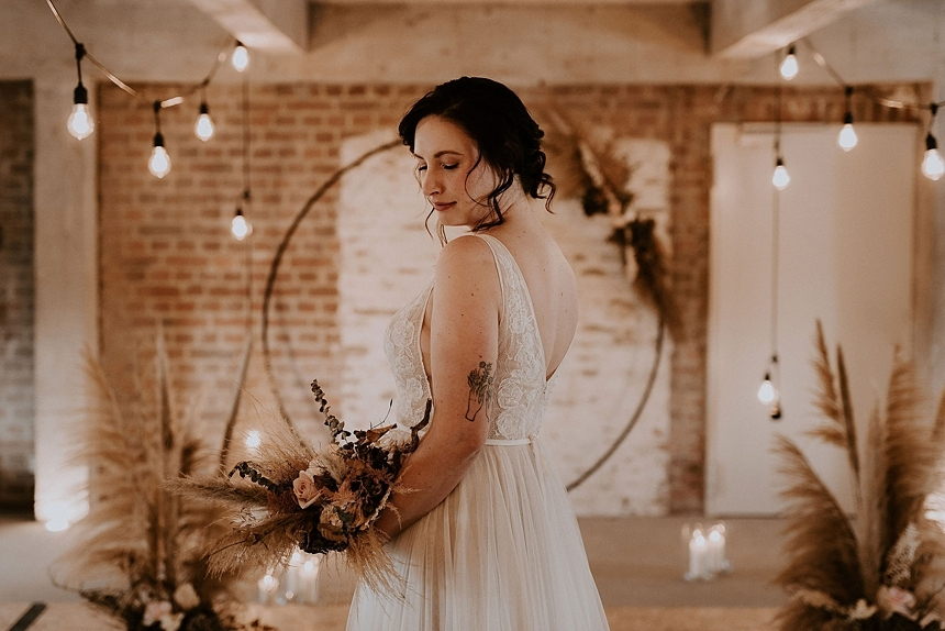 industrial boho wedding 0060