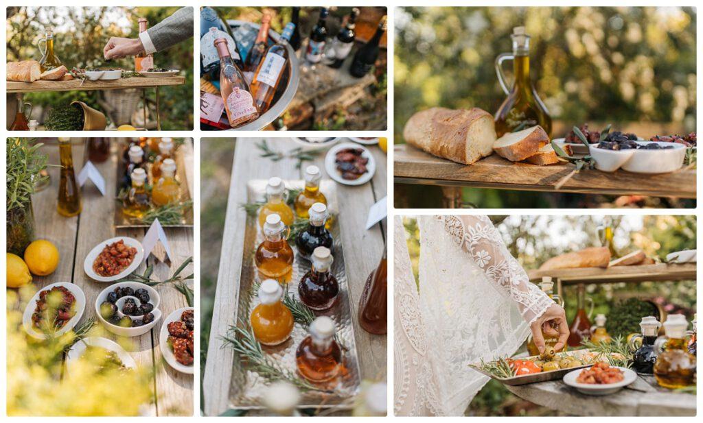 gartenhochzeit picknick italien 3