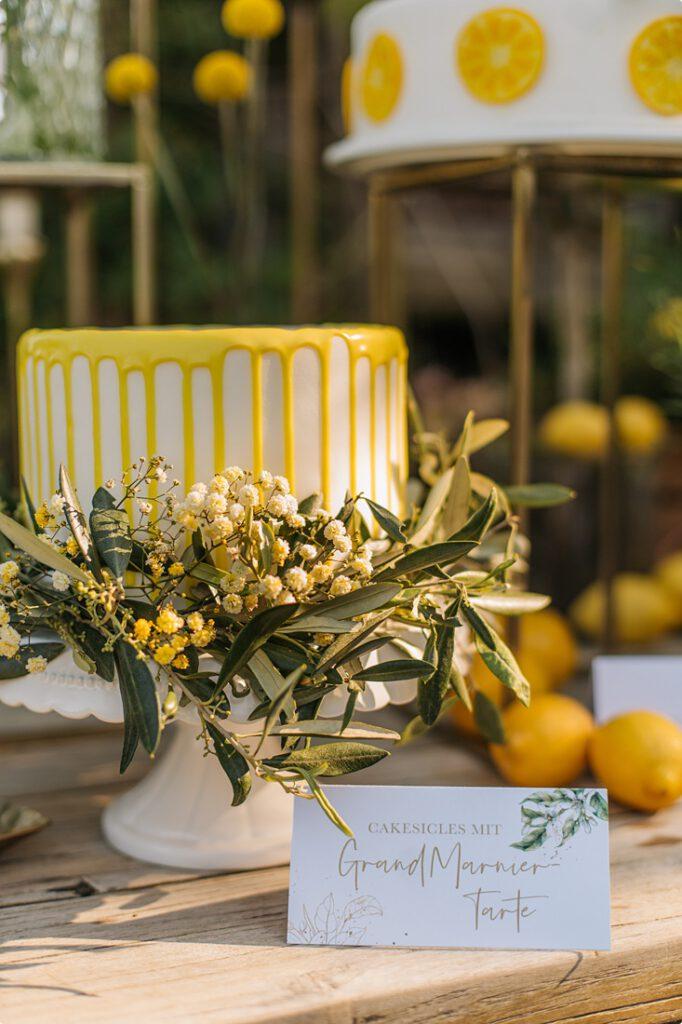 italienische gartenhochzeit gelb zitrone 169