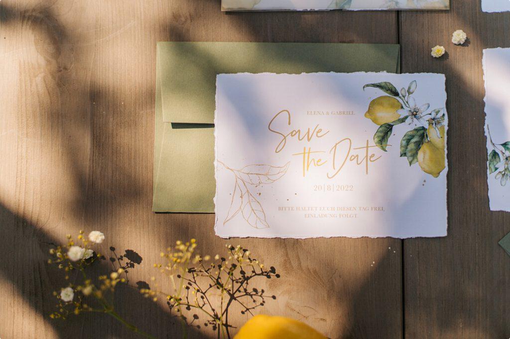 italienische gartenhochzeit gelb zitrone 38