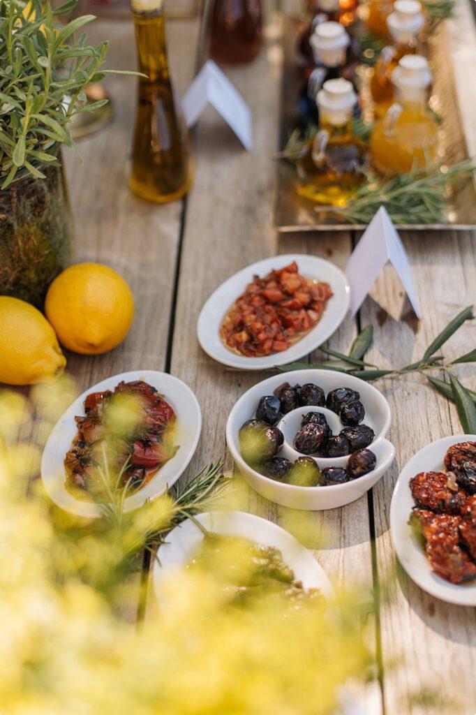 italienische gartenhochzeit gelb zitrone 53