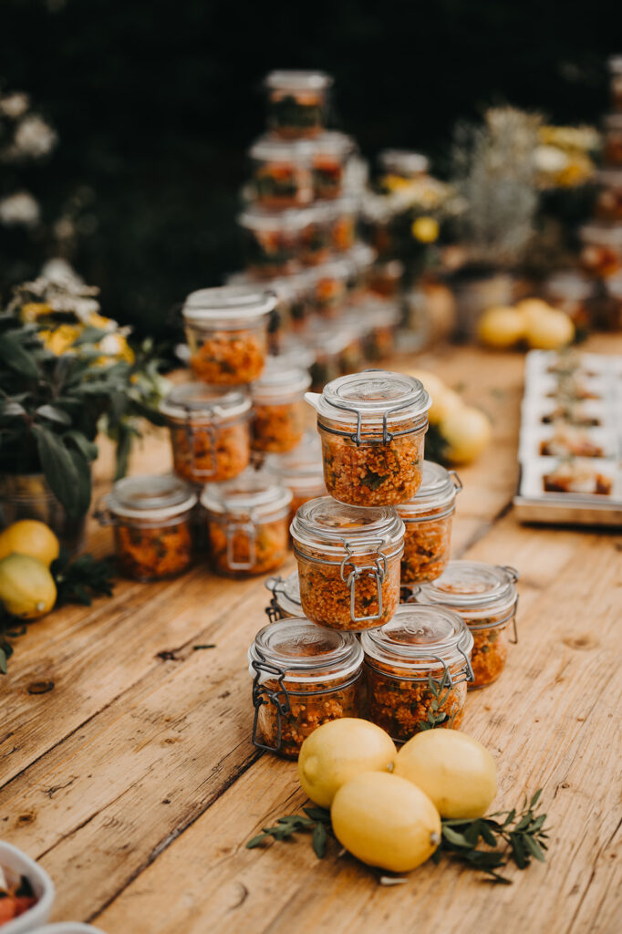 Hochzeitsplanung DIY Gartenhochzeit