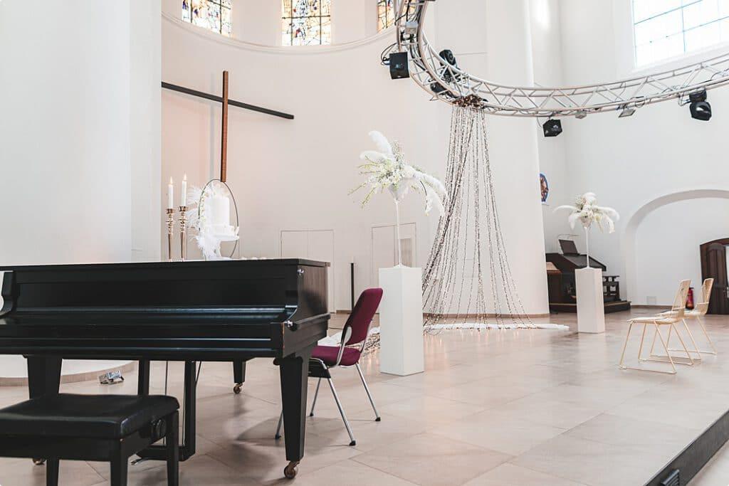 weiss gold hochzeit kreuzeskirche essen 0046
